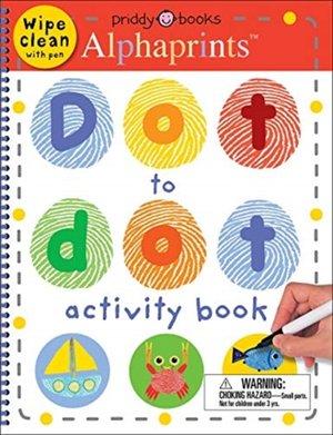 Alphaprints Dot To Dot Activity Book