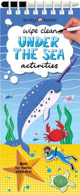Wipe Clean Activities: Under The Sea