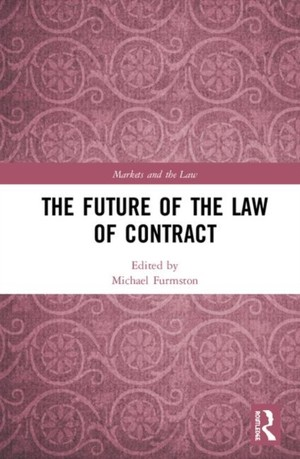 Future Of The Law Of Contract