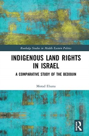 Indigenous Land Rights In Israel
