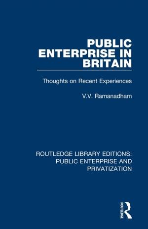 Public Enterprise In Britain