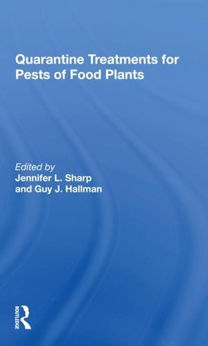 Quarantine Treatments for Pests of Food Plants