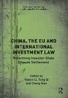 China, The Eu And International Investment Law