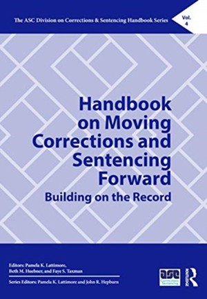 Handbook On Moving Corrections And Sentencing Forward