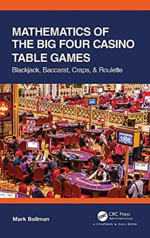 Mathematics of The Big Four Casino Table Games