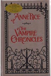 Vampire Chronicles (gold)