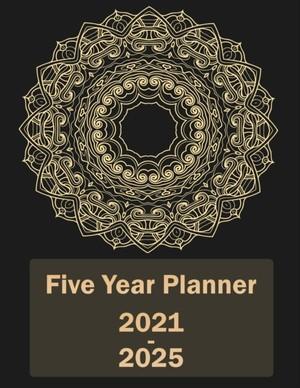 2021-2025 Five Year Planner