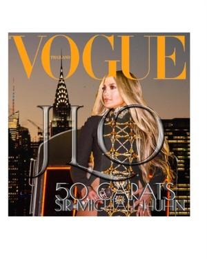 Jlo Vogue Journal