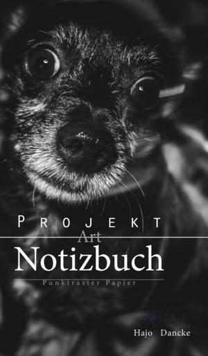 Dotter Art Notizbuch - Projektplaner