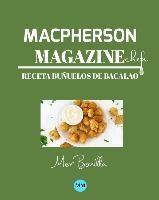 Macpherson Magazine Chef's - Receta Bunuelos De Bacalao