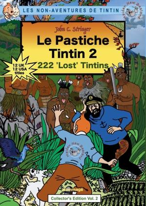 Le Pastiche Tintin 2