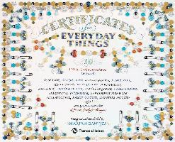 Certificates For Everyday Things
