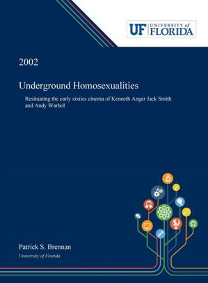 Underground Homosexualities