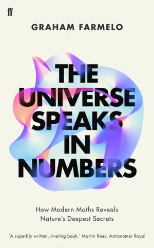 Universe Speaks In Numbers