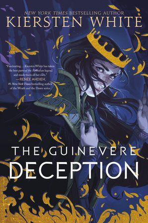 White, K: Guinevere Deception