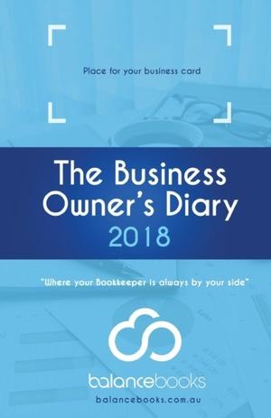 Balance Books Diary 2018/2019
