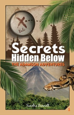 Secrets Hidden Below, The Adamson Adventures 1