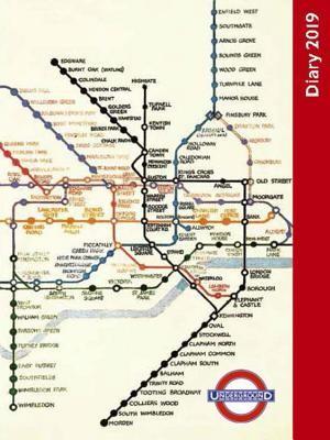 London Underground Pocket Diary 2019
