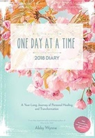 One Day At A Time Diary 2018