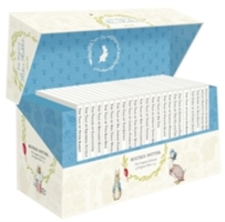 World Of Peter Rabbit - The Complete Collection Of Original Tales 1-23 White Jackets