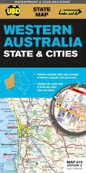 Western Australia State & Cities