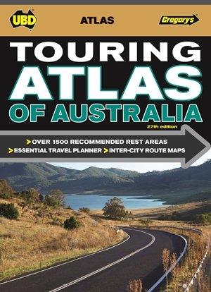 Touring Atlas of Australia