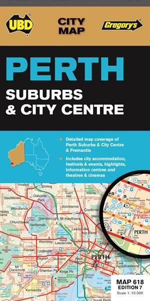 Perth City & Suburbs