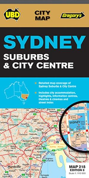 Sydney Suburbs & City Centre