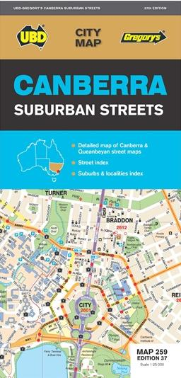 Canberra Suburban Streets