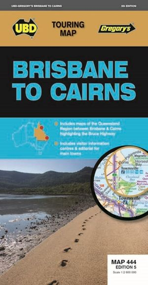 Brisbane to Cairns NP