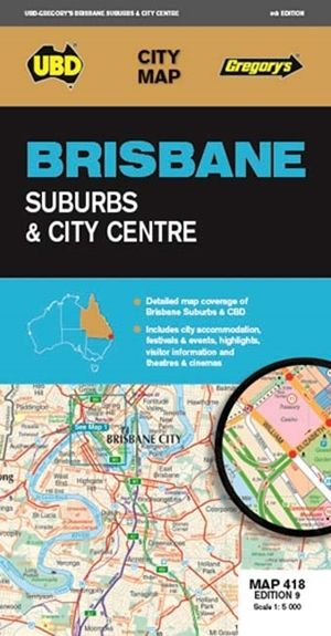 Brisbane Suburbs & City Centre