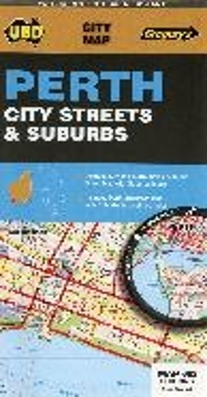 Perth City Streets & Suburbs 1 : 114 000