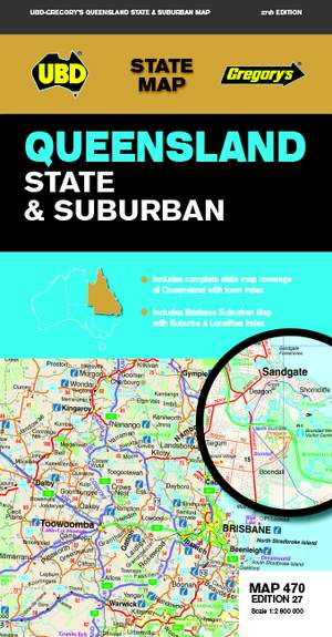Queensland State & Suburban