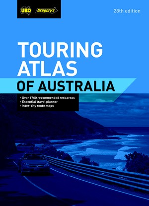 Touring Atlas of Australia
