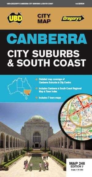 Complete Motoring Atlas Of Australia 9th Ed