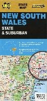 New South Wales State & Suburban 1 : 1 600 000