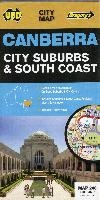 Canberra City Suburbs & South Coast