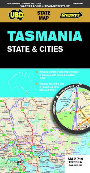 Tasmania State & Cities