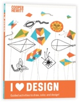 I Heart Design Cooper Hewitt Activity Journal