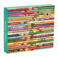 Puzzel Phat Dog Vintage Pencils foil 1000 stukjes
