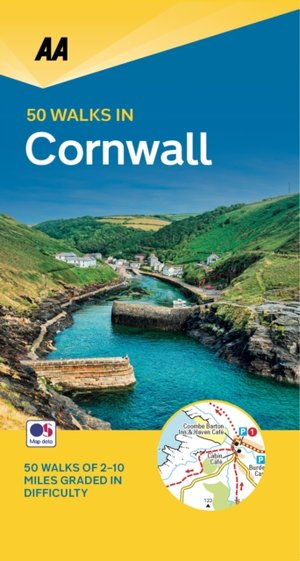 Cornwall 50 walks guide