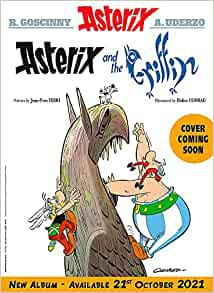 Asterix: Asterix And The Griffin