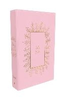 Nkjv, Holy Bible For Kids, Leathersoft, Pink, Comfort Print
