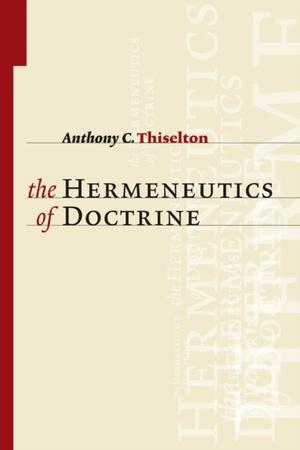 Hermeneutics Of Doctrine