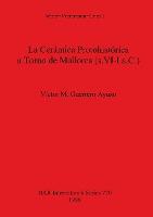 Ceramica Protohistorica A Torno De Mallorca