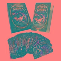 Witchees' Kitchen Oracle Cards