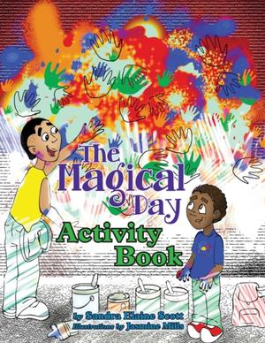 Magical Day Activity Book