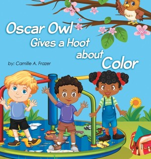 Oscar Owl Gives A Hoot About Color