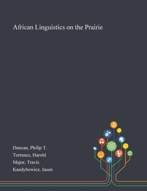 African Linguistics On The Prairie