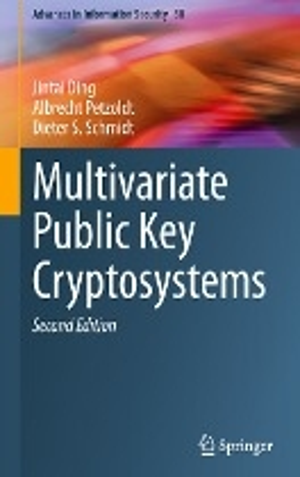 Multivariate Public Key Cryptosystems